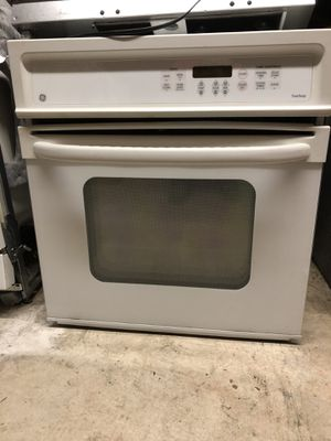 GE Single Electric Wall Oven for Sale in Pasadena, TX