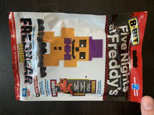 Five Nights at Freddy's Fredbear collectable for Sale in Tempe, AZ