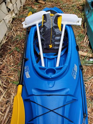 3Waters GT 10.5 Kayak for Sale in St. Petersburg, FL