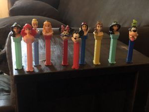 Disney PEZ dispensers for Sale in Cary, NC