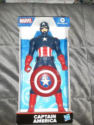 "Marvel Captain America Hasbro 9"" Action Figure Avengers for Sale in Doral, FL"