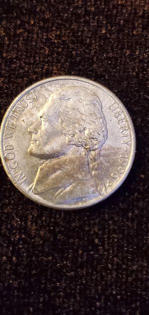 Rare 1996 D Jefferson Nickel for Sale in N REDNGTN BCH, FL
