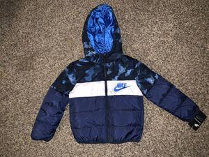 Boys Nike hooded puffer for Sale in Fort Leonard Wood, MO