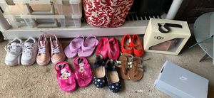 Girls clothes and toys and shoes for Sale in Upperco, MD