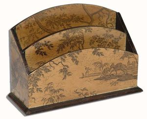 Oriental Toile Letter File for Home or Office decor for Sale in Arlington, TX