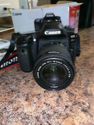 Canon EOS 80D 24.2MP for Sale in Oklahoma City, OK