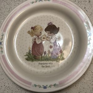 Precious moments Plate for Sale in Chicago, IL