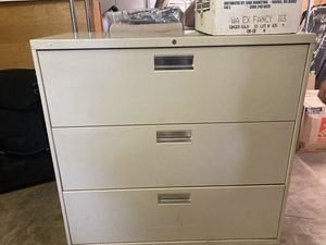 Filing Cabinet. 42x19x41 for Sale in Fort Lauderdale, FL