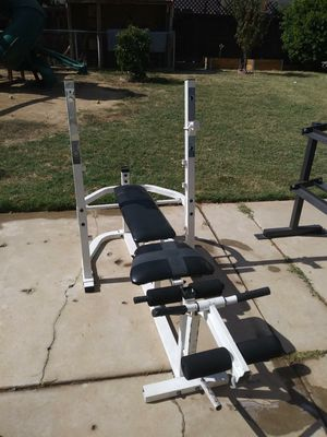 Competator Weight Bench for Sale in Moreno Valley, CA