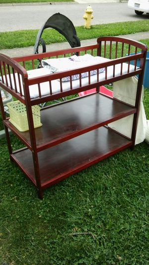 Changing table for Sale in Grove City, OH