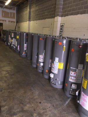 Wholesale BRAND NEW HOT WATER TANKS for Sale in Dearborn, MI