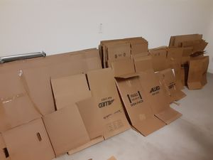 FREE moving boxes. for Sale in Mesa, AZ