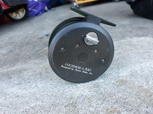 Lochmore-S 300 fly fishing reel for Sale in Everett, WA