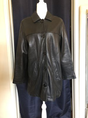 Andrew Marc Leather Jacket Women's Medium for Sale in Alhambra, CA