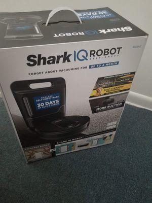 shark IQ robot vacuum for Sale in Bridgeport, CT