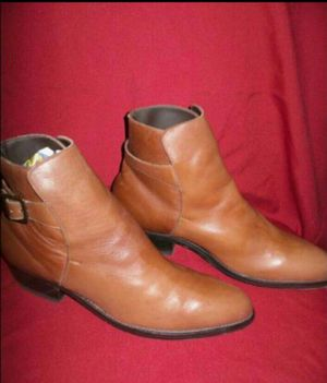 mens dingo boots, real leather for Sale in Chicago, IL