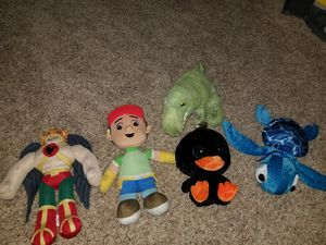 Boys stuffed animal lot for Sale in Virginia Beach, VA