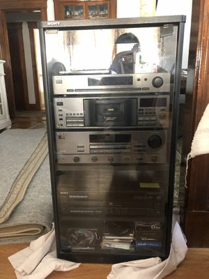 Sony stereo for Sale in Walpole, MA