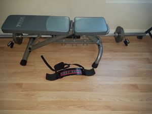 Exercise equipment for Sale in Red Oak, TX