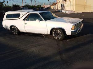 1981 EL CAMINO for sale for Sale in Garden Grove, CA