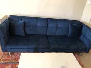 Blue Stylish Couch for Sale in San Jose, CA