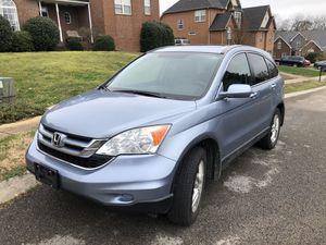 2011 Honda CRV EX-L - $9000 OBO for Sale in Thompson's Station, TN