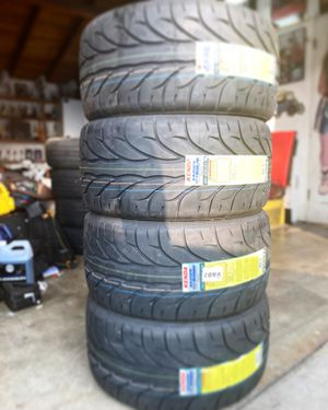 "Track/drift tire's 17"" and 18"" for Sale in West Covina, CA"