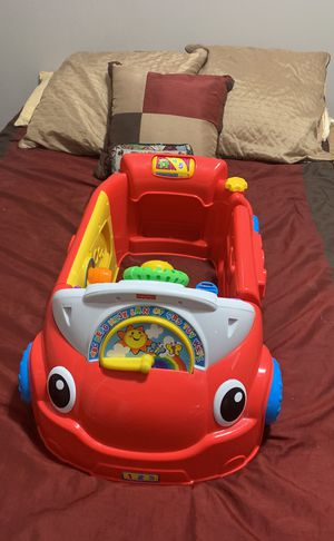 Kids toy sit in car for Sale in Brunswick, OH