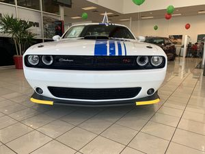 2019 Dodge Challenger R/T ScatPack Mopar Edition with Mopar seats. Cool history they only made 100 of these vehicles 90 in the United States 10 in Ca for Sale in Goodyear, AZ