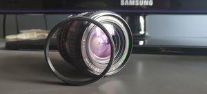 Tokina Rmc 25-50mm Minolta Camera Lens for Sale in Joliet, IL