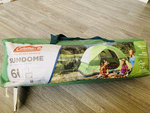 Coleman Sundome Camping tent 6 Person for Sale in Phoenix, AZ