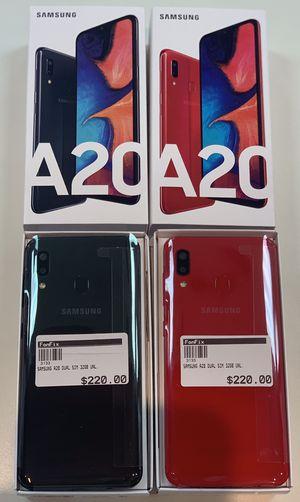 Samsung A20 32gb Unlocked for Sale in Hollywood, FL