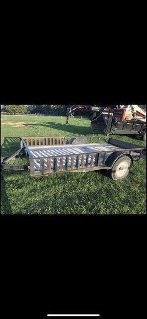 Utility trailer 6x12 for Sale in Fort Worth, TX