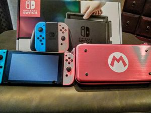Nintendo switch 220.00 in great condition for Sale in Modesto, CA