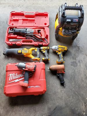 Selling old powertools I either upgraded or don't use for Sale in Bristol, PA