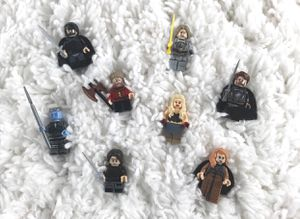 Game of Thrones LEGO Figures for Sale in North Las Vegas, NV