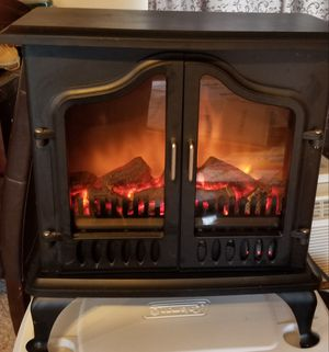 For Sale!!! Electrical Infared Fireplace Stove -PICK UP ASAP!!! for Sale in Murfreesboro, TN