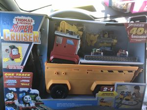 Thomas and Friends Super Cruiser Playset for Sale in Murfreesboro, TN