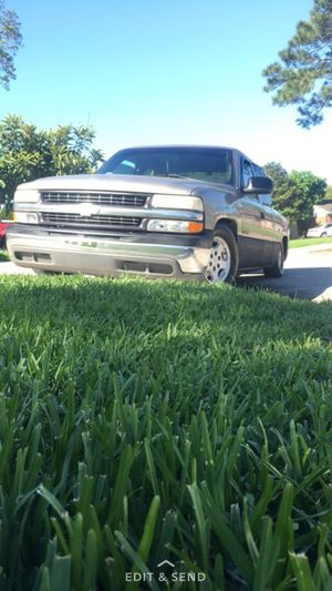 Chevy Ext cab Dropped for Sale in Pasadena, TX