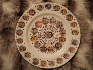 JFK presidential collectors plate for Sale in Seaford, DE