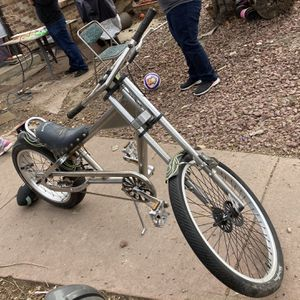 Chopper Bicycle for Sale in Denver, CO