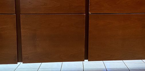 Real Oak, Metal Filing Cabinet/Sideboard for Sale in Warrenton,  VA