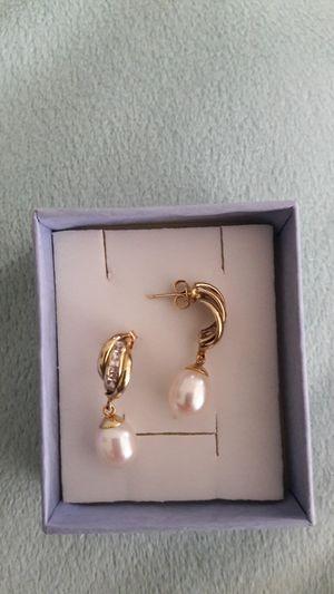 14k. Gold earrings for Sale in Snellville, GA