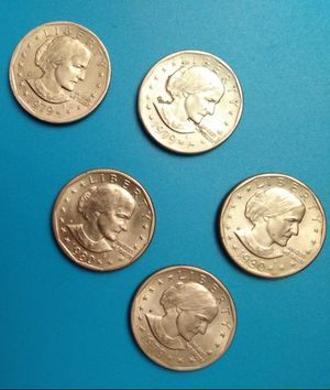 Susan B Anthony dollar coin for Sale in Chula Vista, CA
