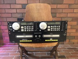 American Audio MCD-510 Pro DJ Dual CD and MP3 Player for Sale in Portland, OR