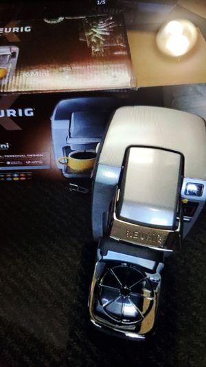 Keurig Mini, color platinum for Sale in Allen Park, MI