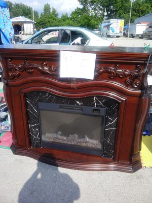 Electric Fireplace Dishwasher for Sale in St. Louis, MO