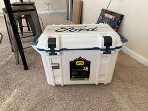 Otter Box 'Built Ford Proud' Venture 45 Cooler for Sale in Lakewood, CO