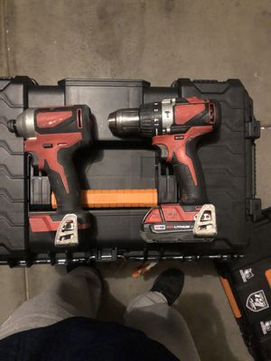 Milwaukee m18 for Sale in Las Vegas, NV