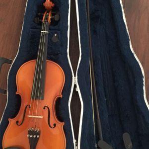 Violin with Case for Sale in Vista, CA